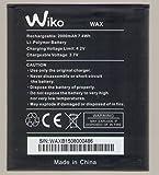 Original Wiko Wax Akku 2000mAh 7.4Wh