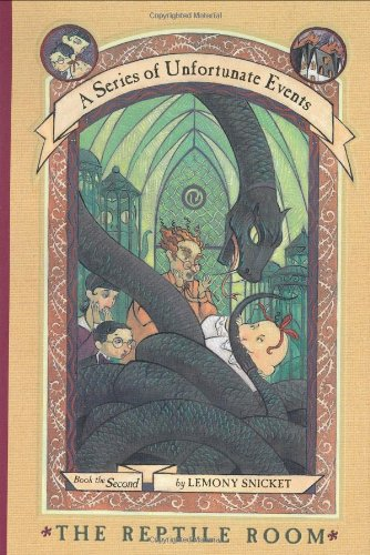 The Reptile Room (A Series of Unfortunate Events)の詳細を見る