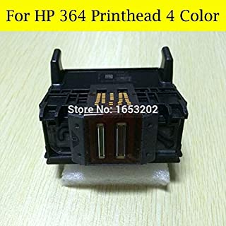 Printer Parts 4 Color 364 Printhead for Hp Photosmart B110A B110C B110E B209A B210A B210C B210B for Hp 364 Printer Head