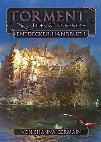 Torment: Tides of Numenera – Das Entdecker-Handbuch