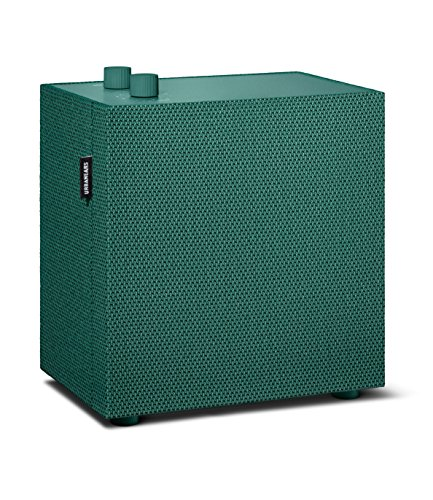 Urbanears Lotsen Multi-Room Wireless and Bluetooth Connected Speaker, Plant Green (04092152)
