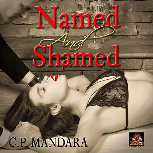 Named and Shamed (Pony Girl Training Begins) audiobook cover art