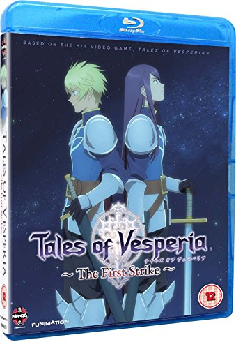 Tales of Vesperia: The First Strike Blu-Ray/DVD Double Play [Edizione: Regno Unito] [Import]