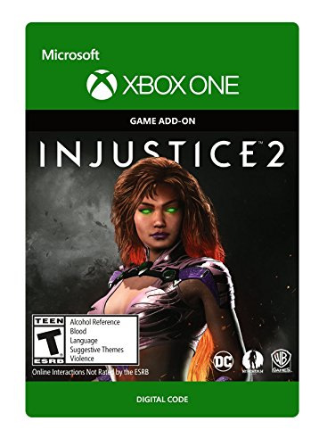 Injustice 2: Starfire Character - Xbox One [Digital Code]