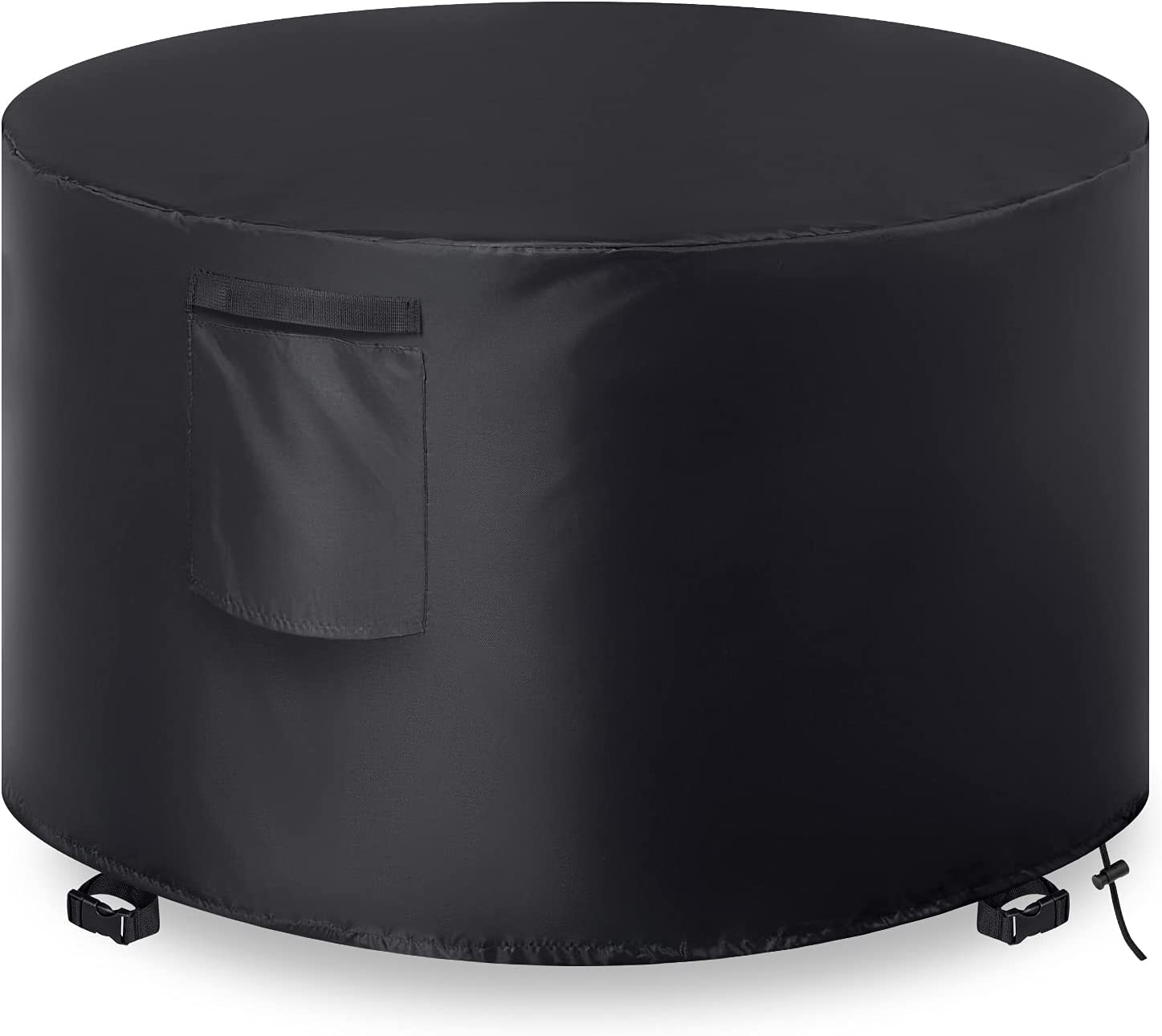 Fire Pit Cover Soldering Round 32 Outdoor Inch Covers Hea High quality new