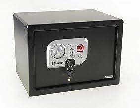 Cofre Eletrônico Biométrico Safewell 30 Fpn Preto