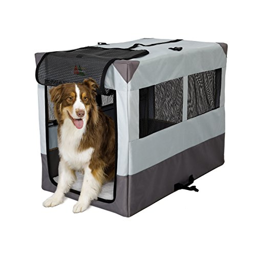 Midwest Portable Tent Crate, 42 by 26 by 32-Inch 20% AmazonPets Basic Crates Dog for from Homes Midwest on pets products Save Selection Selections Supplies to Top up
