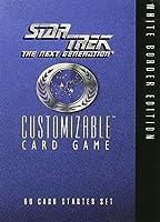 Star Trek: The Next Generation (Customizable Card Game/Starter Set of 72 Cards)
