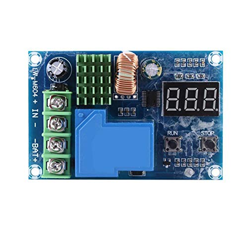 Acculaadcontrole - XH-M604 acculaadcontrolemodule DC 6-60V beschermingsbord voor automatisch opladen/stoppen