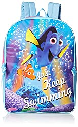 Finding Dory Backpack with Lunch, Purple, One Size