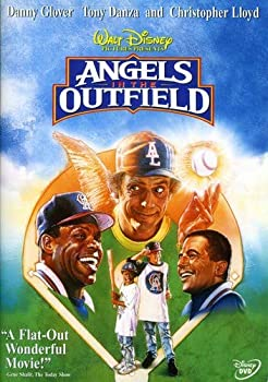 angel in the outfield dvd