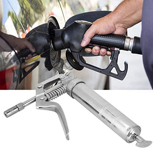 Pistola engrasadora, herramienta neumática Pistola engrasadora, pistola engrasadora manual de alta presión de 120 g, cartucho engrasador, herramienta manual de engrase