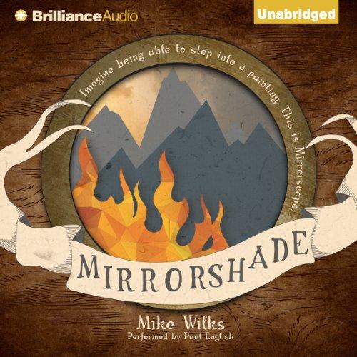 Mirrorshade audiobook cover art