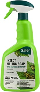 Safer Brand 5110-6 Insect Killing Soap, 32 oz.
