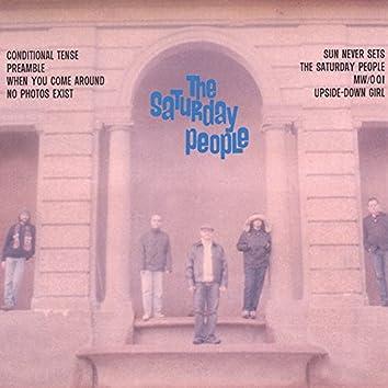 The Saturday People [8 Songs]