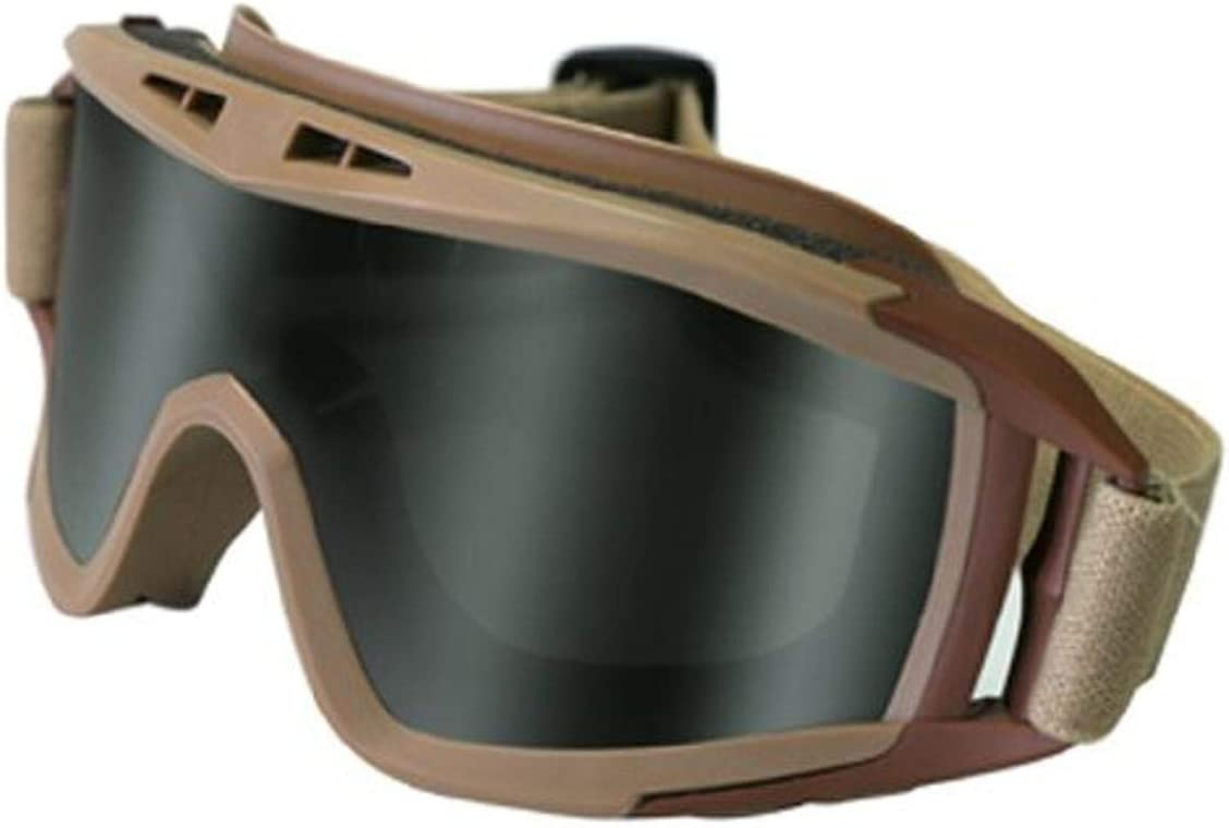 Max 40% OFF Gen X Global GXG Goggle Airsoft Tan Ranking TOP4 Tactical