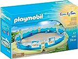 Playmobil - 9063 - Jeu - Enclos Animaux Marins