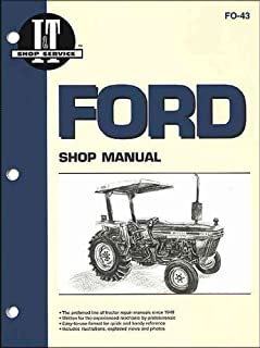 Best ford tractor 2810 service manual Reviews
