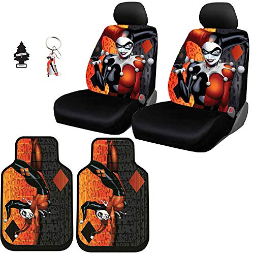 51kxKejXLGL Harley Quinn Seat Covers
