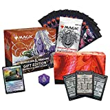 Magic: The Gathering Adventures in The Forgotten Realms Gift Bundle | 10 Draft Boosters | 1 Collector Booster | Accessories