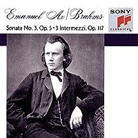 Piano Sonata 3 / Intermezzi
