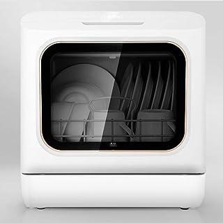 Lavavajillas De Encimera Compacto - Mini Plato Portátil Adecuado Para Oficinas Pequeñas Y Cocinas Domésticas Método De Control Microordenador/Aplicación