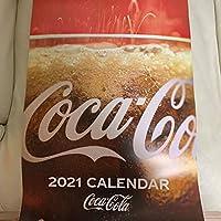 2021年壁掛けカレンダーコカコーラCoca-Cola