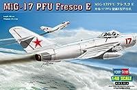 ホビーボス 1/48 エアクラフトシリーズ MiG-17PFU フレスコE プラモデル 80337