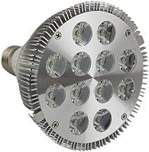Led Bulbs, Par38 LED Light Bulbs 12-Watt 3000K Bright Warm White 70W Holagen Bulb Replacement Dimmable AC100-130V 1Pcs led...