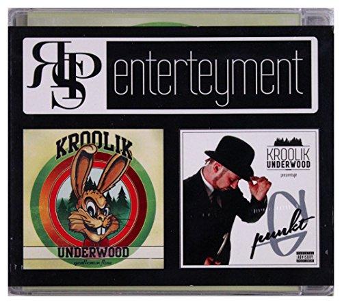 Kroolik Underwood: Gentleman Flow / Punkt G (BOX) [2CD]