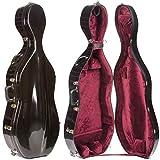 Bobelock 2000W Fiberglass Cello Case