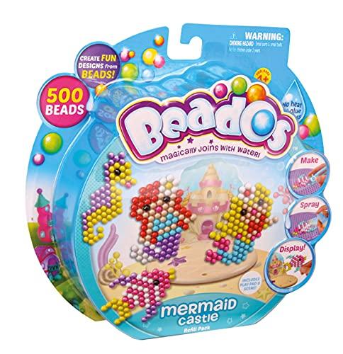 Beados – Theme Pack – Recharge 500 Perles à Vaporiser – Modèle Aléatoire