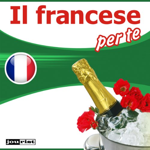 Il francese per te audiobook cover art