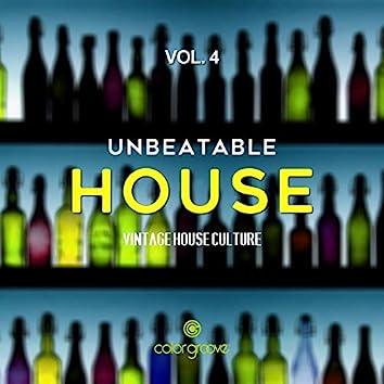 Unbeatable House, Vol. 4 (Vintage House Culture)