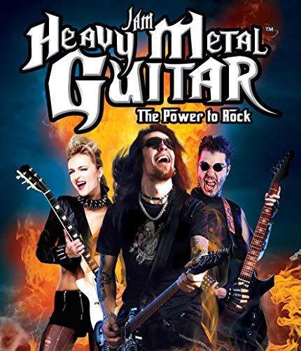 Jam Heavy Metal Guitar: The Power to Rock audiobook cover art