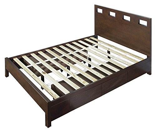 Modus Furniture Riva Platform Storage Bed