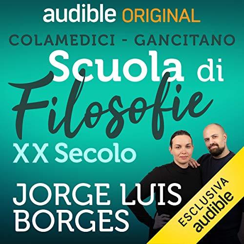 Jorge Luis Borges copertina