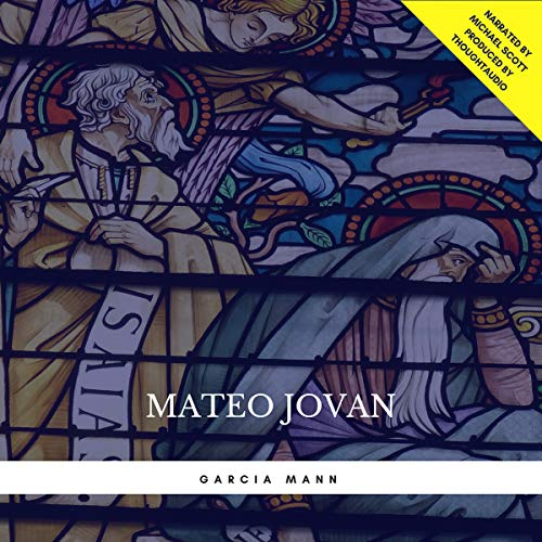 Mateo Jovan audiobook cover art