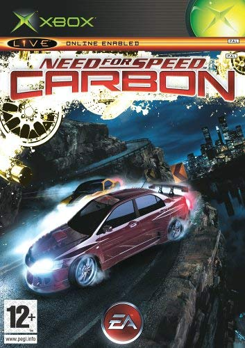 Need for Speed Carbon XBOX UK IMPORT