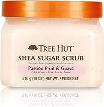 树屋(Tree Hut) 牛油Sugar磨砂膏,18盎司