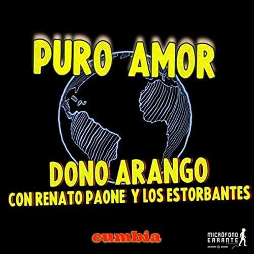 Dono Arango feat. Renato Paone y los Estorbantes