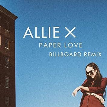 Paper Love (Billboard Remix)