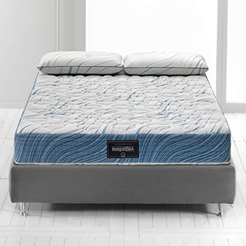 Save %39 Now! Magniflex Mattress - Magnigel Dual 10 - Queen Mattress - 10 inches - Dual Core Offers ...