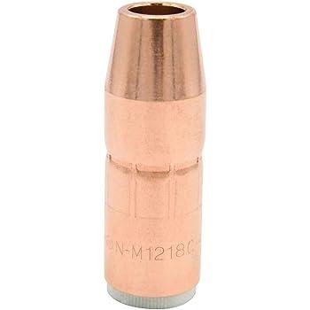 Miller NS-MFLX AccuLock™ MDX™ Thread-On Gasless Nozzle 1 per pkg