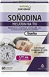 Natura Essenziale Melatonina Tri - 60 Comprimidos