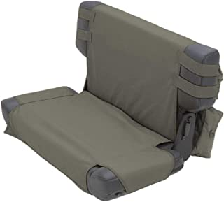 Smittybilt G.E.A.R. SEAT COVER - Rear OD Green