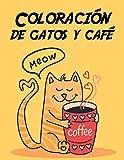 Coloración de gatos y café: Gatos de colores encantadores para relajarse, aficionados al café