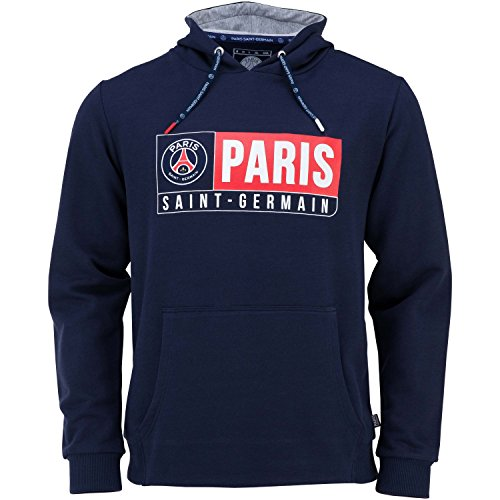 Paris Saint-Germain capuchontrui PSG, officiële collectie, kindermaat