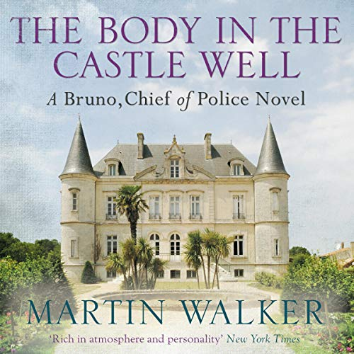 『The Body in the Castle Well』のカバーアート