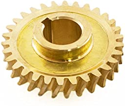 Earthquake 3116 Replacement Gear Bronze 1in ID 1/4IN Key 30T 14.5PA